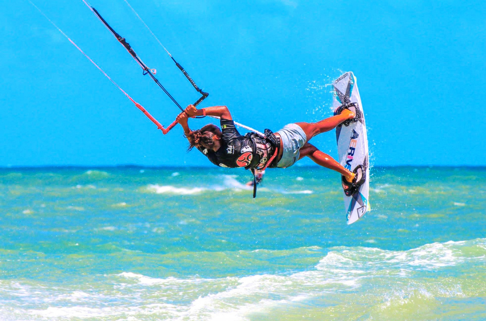 How Is Food Coloring Made: Windsurf & Kitesurf